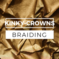 Kinky Crowns Braiding