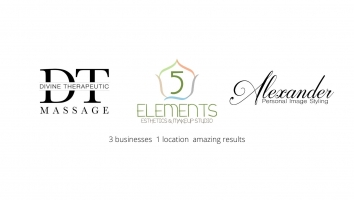 5 Elements | Divine Therapeutic Massage | V Skin + Beauty