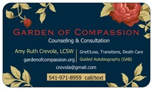 Garden of Compassion Counseling & Consultation