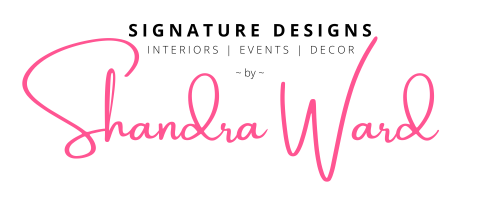 Signature Designs Interiors + Wallpaper + Events