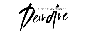 Define Marketing by Deirdre Andrews