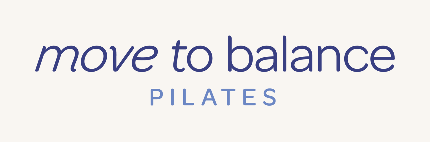 Move To Balance Pilates