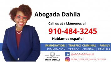 Dahlia Castillo: Immigration Law, Traffic, Criminal Defense and Family Law