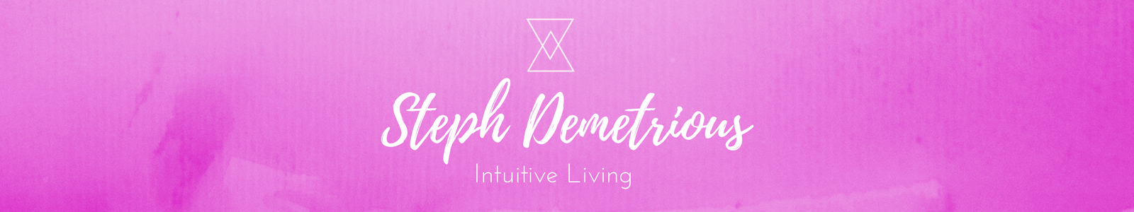 Steph Demetrious - Intuitive Living
