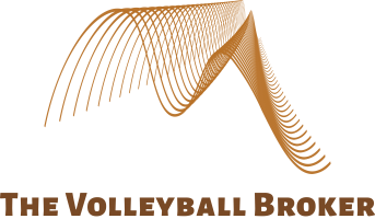 The Volleyball Broker