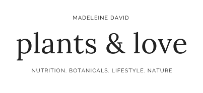 Plants & Love - Madeleine David