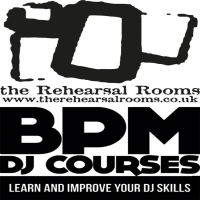 The Rehearsal Rooms  /  BPM DJ Courses