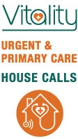 Vitality Urgent & Primary Care Housecalls