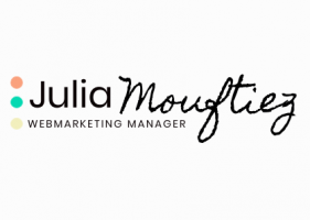 Julia Mouftiez - Webmarketing manager
