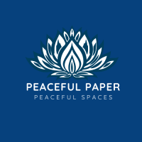 Peaceful Spaces - Peaceful Paper