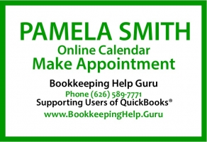 Pamela Bookkeeping Help Guru