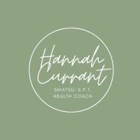 E.F.T and Shiatsu with Hannah Currant