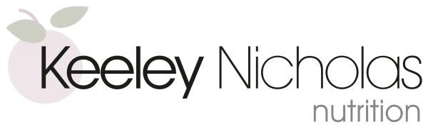 Keeley Nicholas nutrition