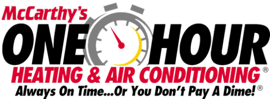 McCarthy's One Hour Heating and Air Conditioning