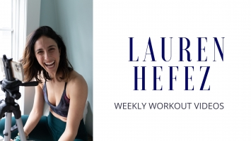 Sweat With Lauren Hefez