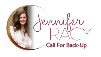 Jennifer Tracy-Call For Back-Up