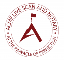 ACME LIVE SCAN & NOTARY