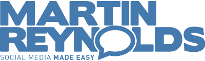 Martin Reynolds - Social Media Made Easy