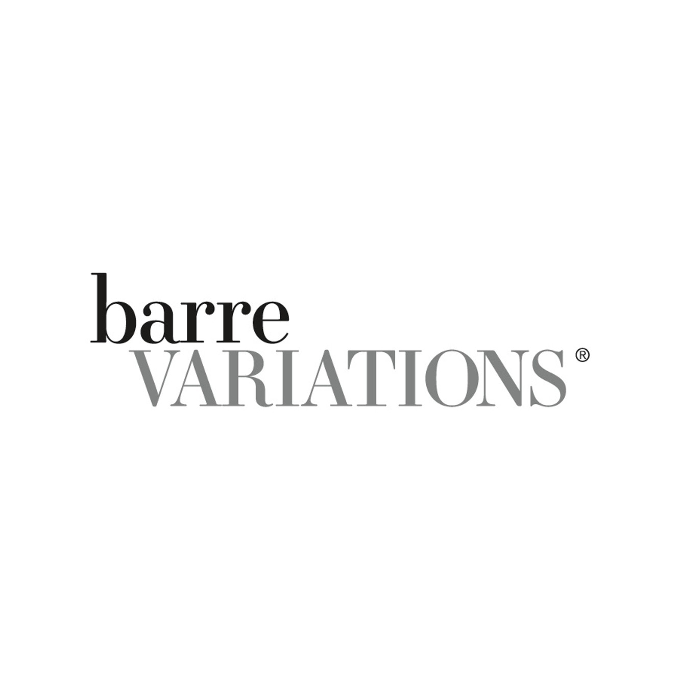Barre Variations