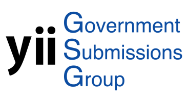 Yii Government Submissions Group