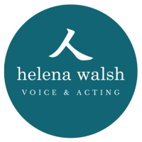Helena Walsh International Voice Acting & Empowerment Coaching
