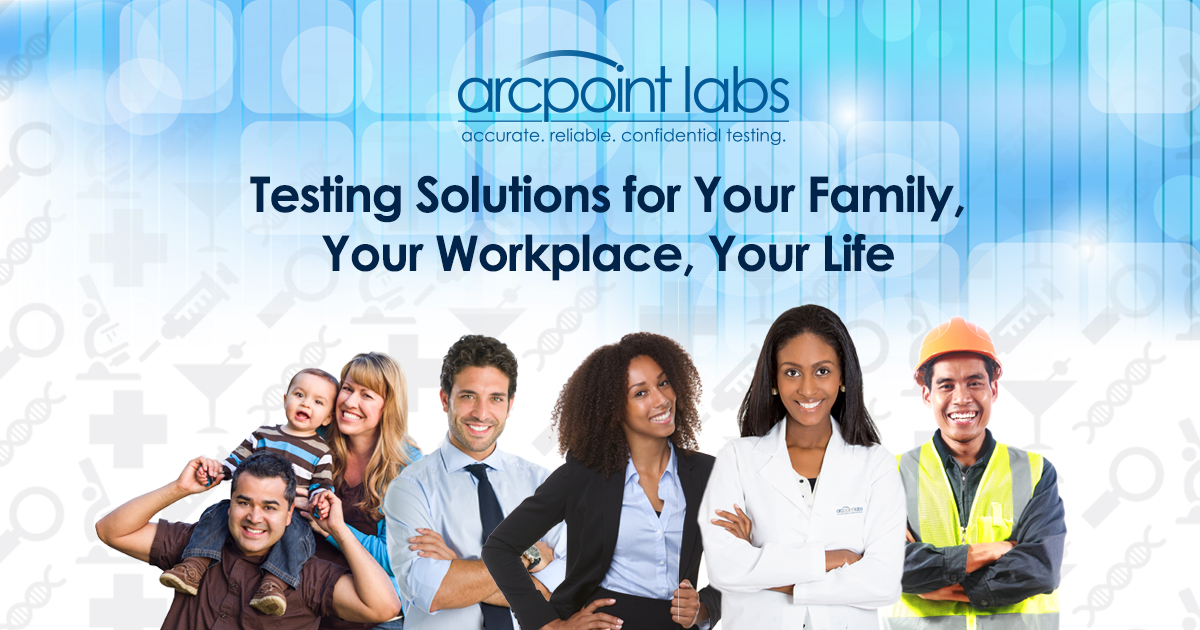 ARCpoint Labs of Richmond, CA        Now Serving Northern California