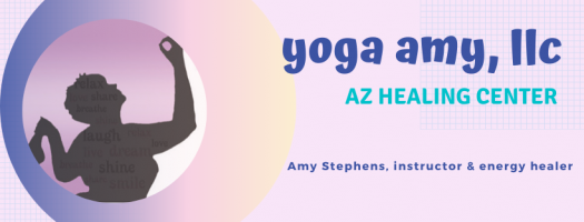 Yoga Amy LLC |  Amy Stephens