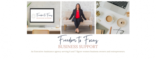Freedom to Focus Business Support LLC