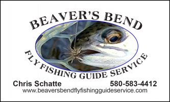 Beavers Bend Fly Fishing Guide Service