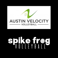 Austin Velocity / Spike Frog Volleyball