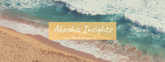 Akashic Insights by Mandy Carsten
