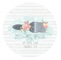 The Crafty Brush at Aerie Lane Humble Texas