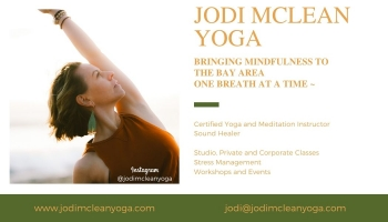 Jodi McLean Yoga & The Meditation Nook