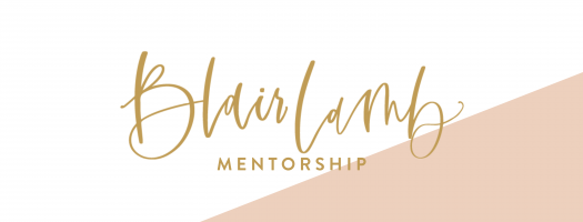 Blair Lamb Mentorship