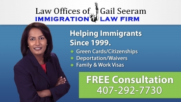 Immigration Law Offices of Gail S Seeram