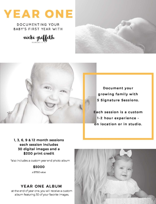 Schedule Appointment with Nicki Griffith Photography