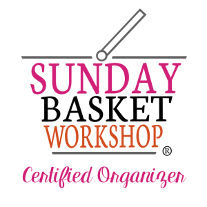 Sunday Basket Certified Organizer