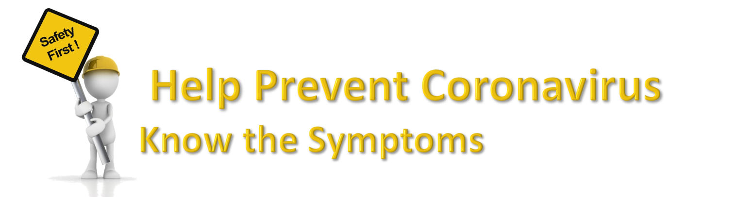 Coronavirus Know the Symptoms