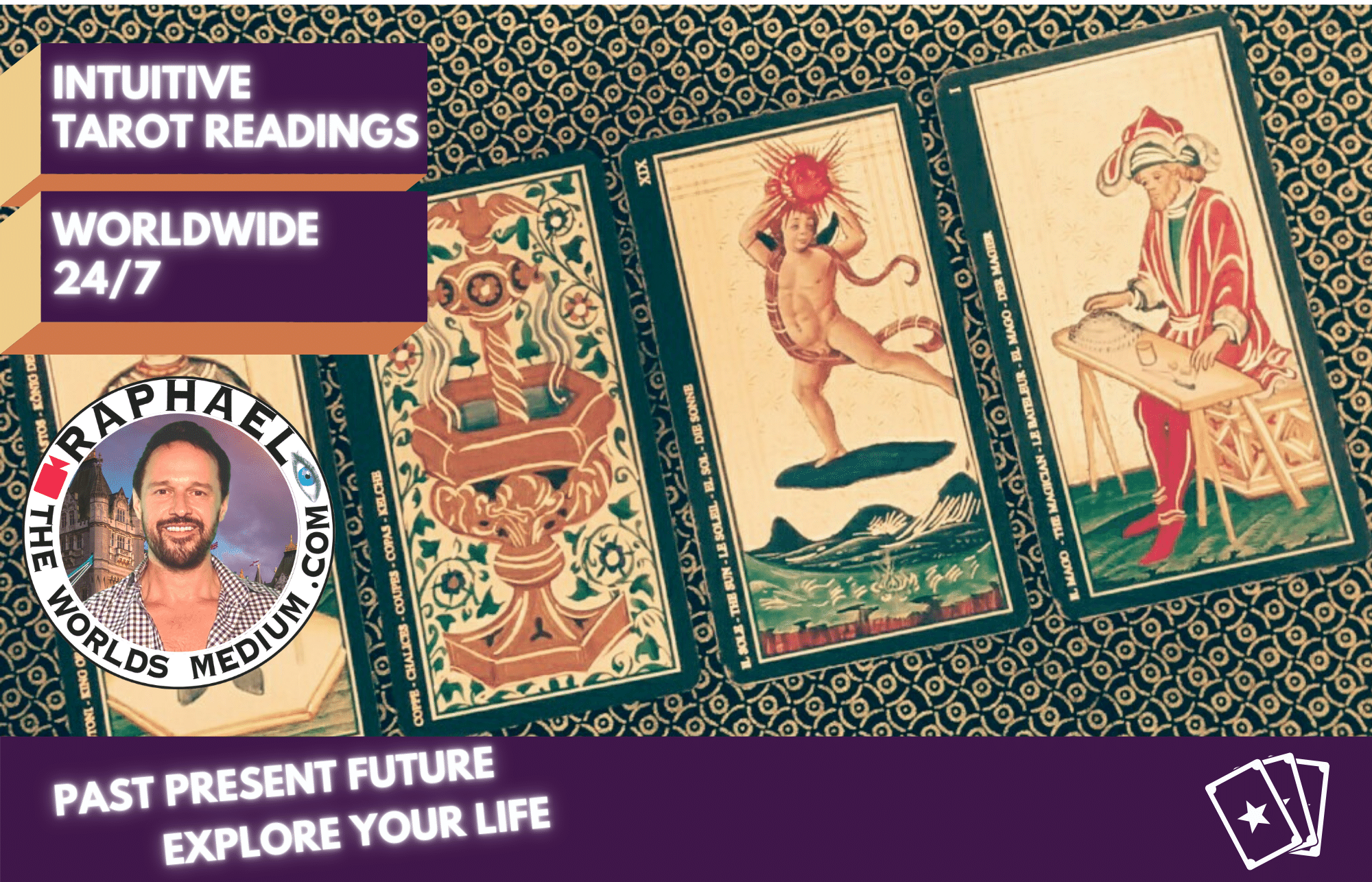 Intuitive Tarot Reading