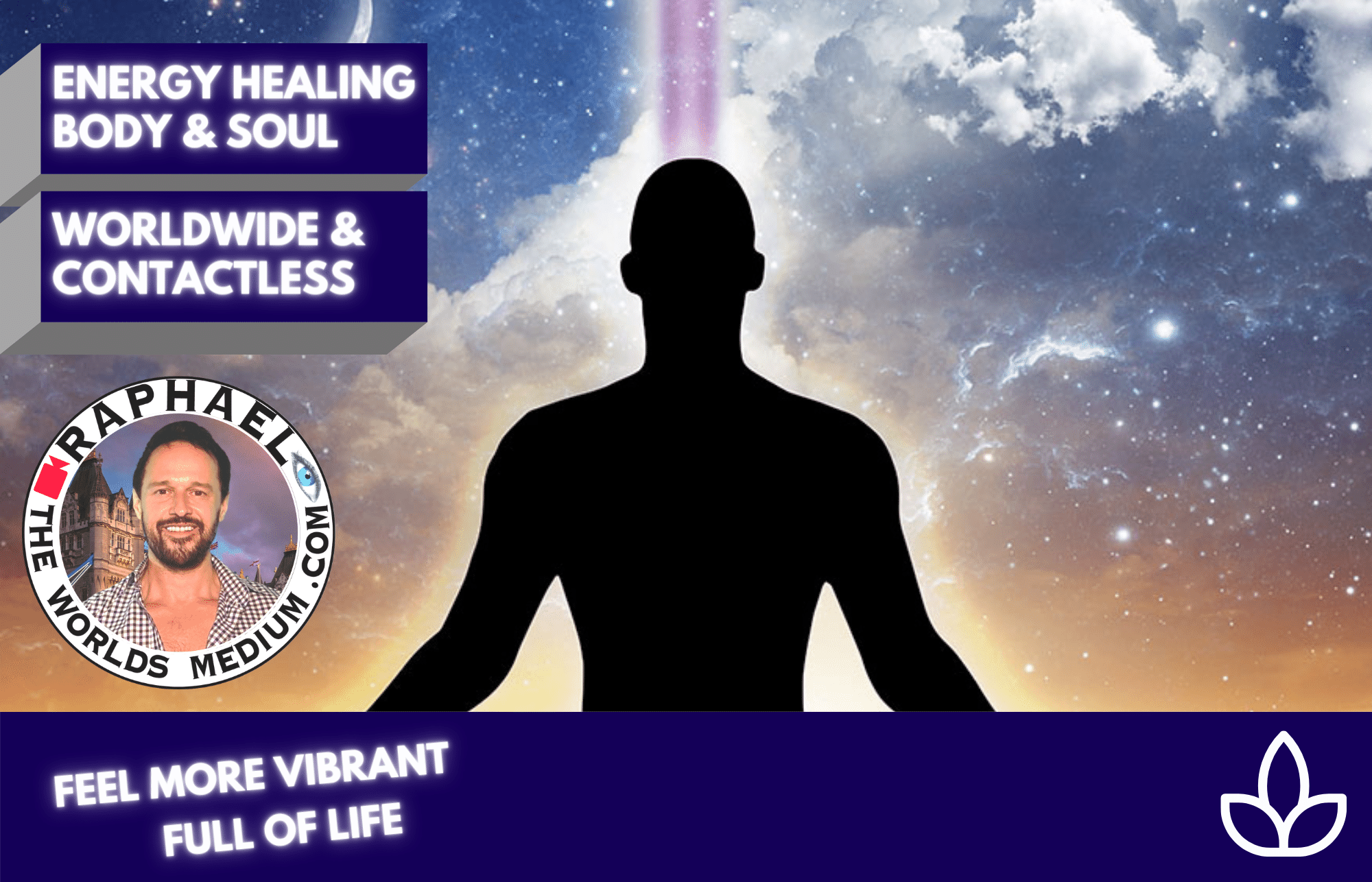 Energy healing body and soul