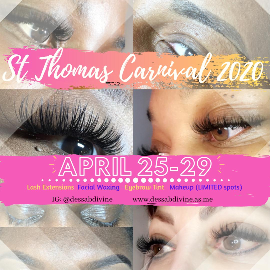 St Thomas Carnival April 2020