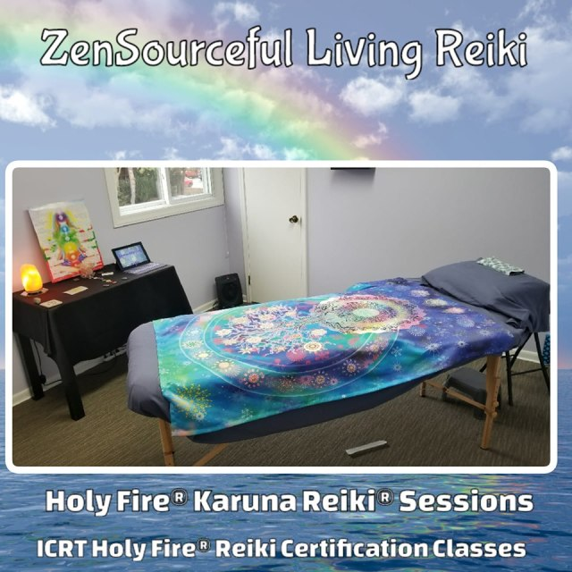 ZenSourceful Living Reiki Zen Space